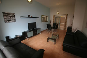 Lounge / Diner - Villa Casa de Amigos - Fuerteventura
