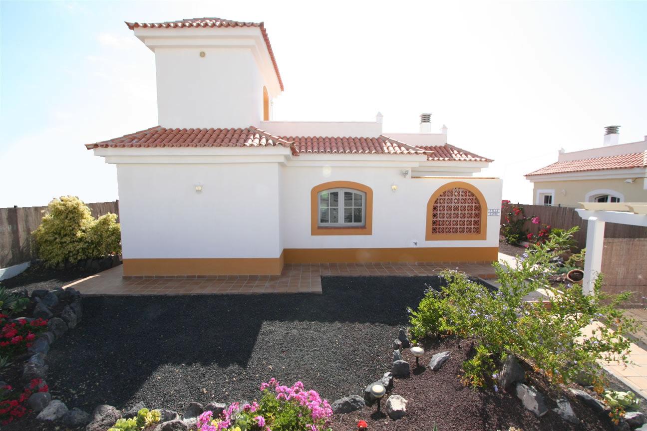 Villa zante private family villa villas in fuerteventura for Villas fuerteventura