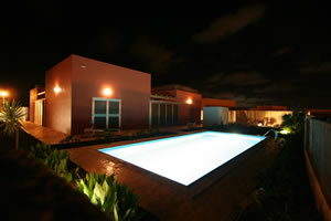 Night time - Villa Nicola - Fuerteventura