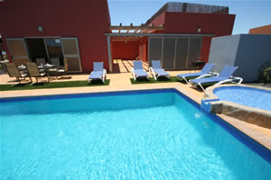 Front - Villa Nicola - Fuerteventura