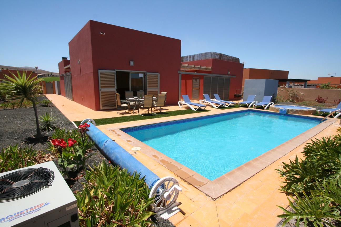 Private family villas villas in fuerteventura for Family villas