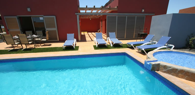Welcome to our Private Family Villas