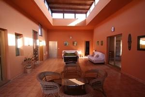 Courtyard - Villa Casa de Amigos - Fuerteventura