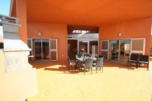 Roof Terrace - Villa Casa de Amigos - Fuerteventura