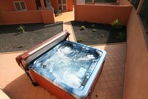 Hot Tub - Villa Casa de Amigos - Fuerteventura