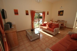 Lounge - Villa Laura - Fuerteventura