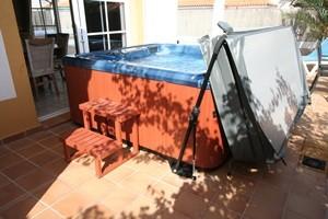 Hot Tub - Villa Zante - Fuerteventura