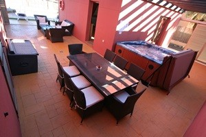Hot Tub - Villa Nicola - Fuerteventura