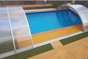 Image of the pool cover