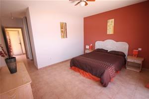 Master bedroom - Villa Nicola - Fuerteventura