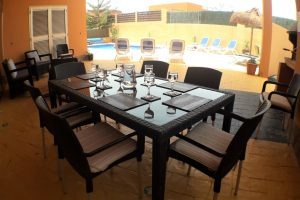 Dining Room - Villa Casa de Amigos - Fuerteventura